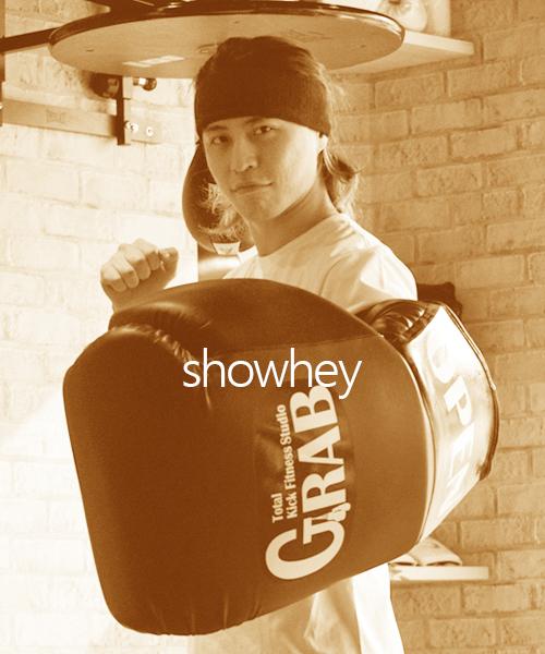 代表・コーチ:Showhey!