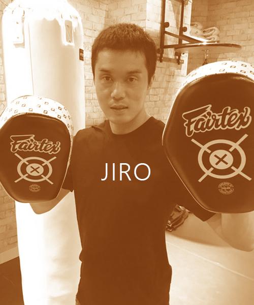コーチ:JIRO